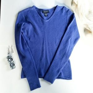 Christopher Fisher 100% Cashmere Sweater